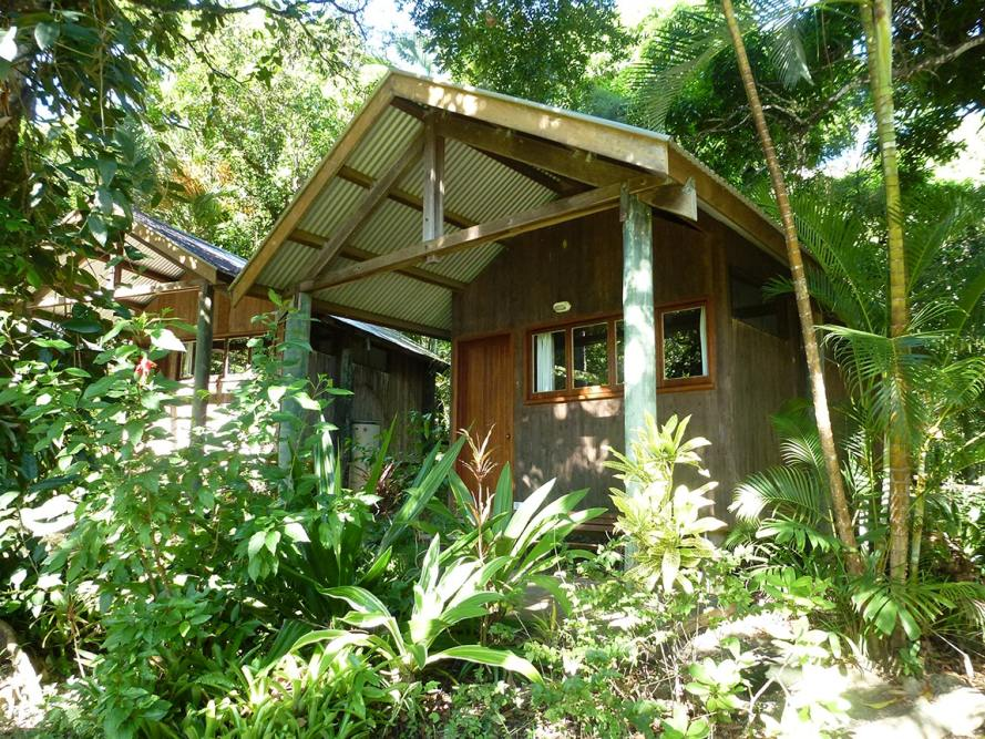 Bungalows, Mungumby Lodge, Cooktown, Australien Rundreise