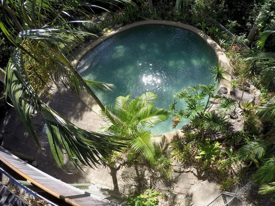 Pool, Mungumby Lodge, Cooktown, Australien Rundreise