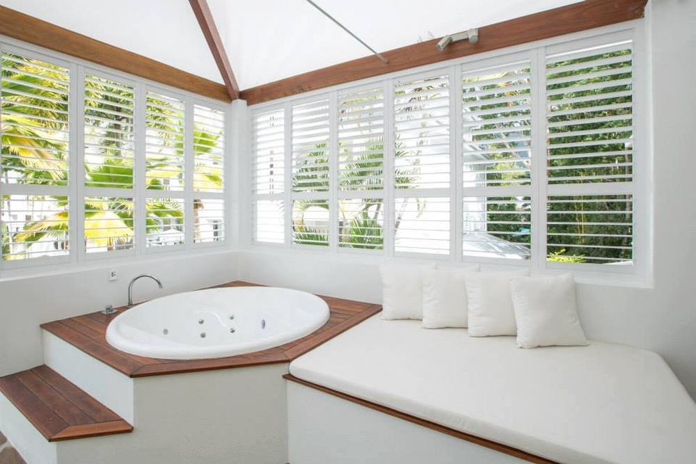 Badezimmer, Reef House & Spa Palm Cove, Australien Rundreise