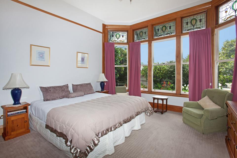 Suite, Belmont on Harewood, Neuseeland Rundreise