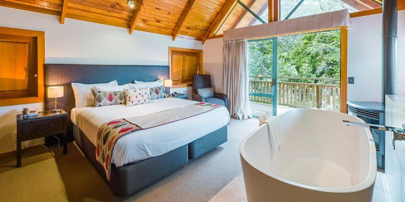 Apartment, Grand Mercure Purka Park Resort, Coromandel Peninsula, Neuseeland Reise