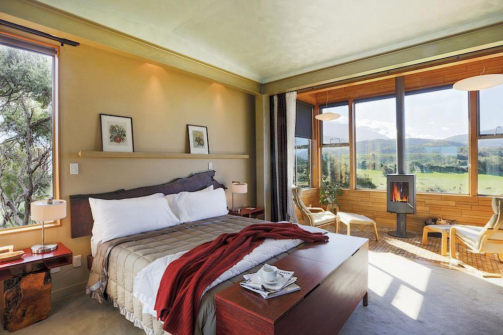 Suite, Hapuku Lodge & Tree Houses, Kaikoura, Neuseeland Rundreise