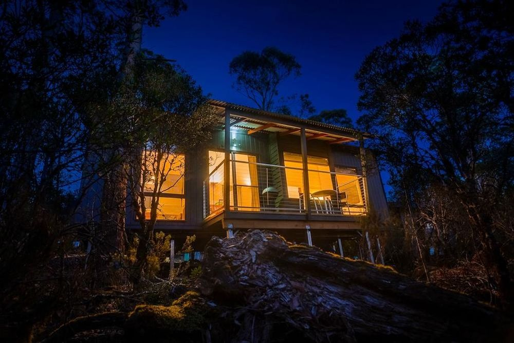 Cradle Mountain Wilderness Lodge, Cradle Mountain, Tasmanien Rundreise