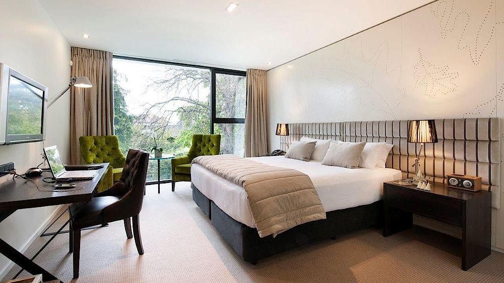 Executive Zimmer, The George, Christchurch, Neuseeland Reise