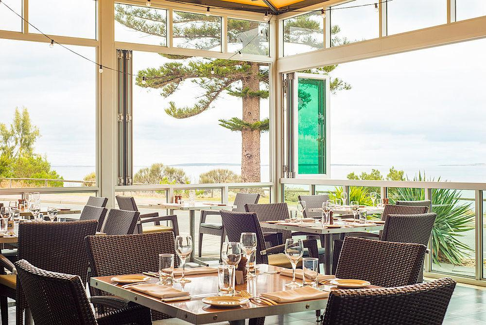 Restaurant, Port Lincoln Hotel, Australien Rundreisen