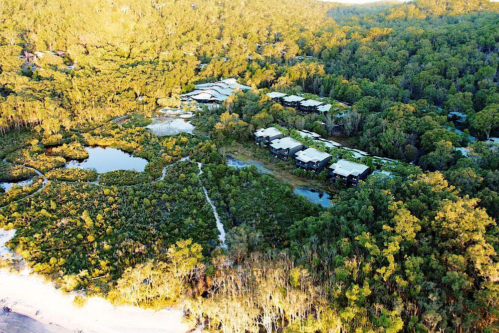 Kingfisher Bay Resort, Fraser Island, Australien Reise