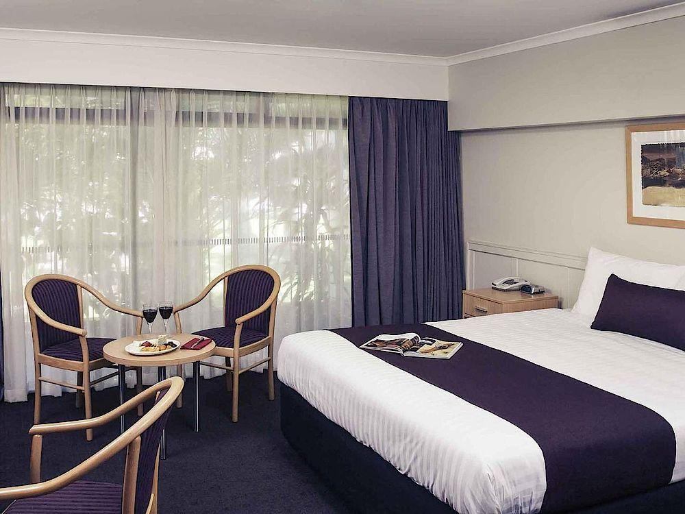 Doppelzimmer, Mercure Alice Springs Resort, Australien Rundreise