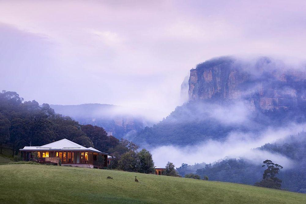 Heritage Site, Emirates One & Only Wolgan Valley, Australien Rundreise